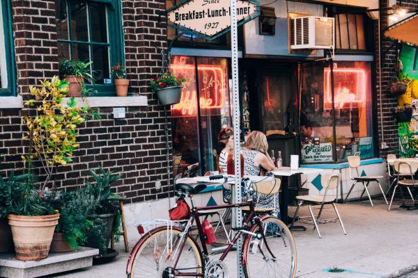 The Great Outdoors: Best Al Fresco Dining in Amsterdam